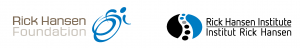 Rick Hansen Foundation + Rick Hansen Institute logos