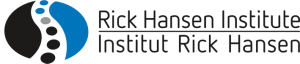 Rick Hansen Institute logo