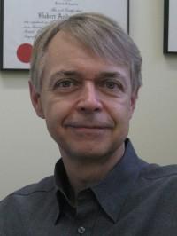 Dr. Hugh Anton - headshot