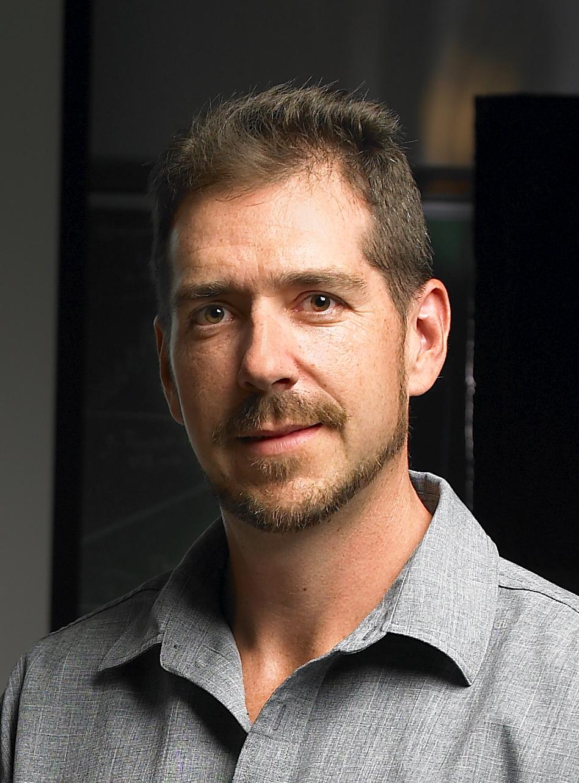 Dr. Paul Zehr - headshot