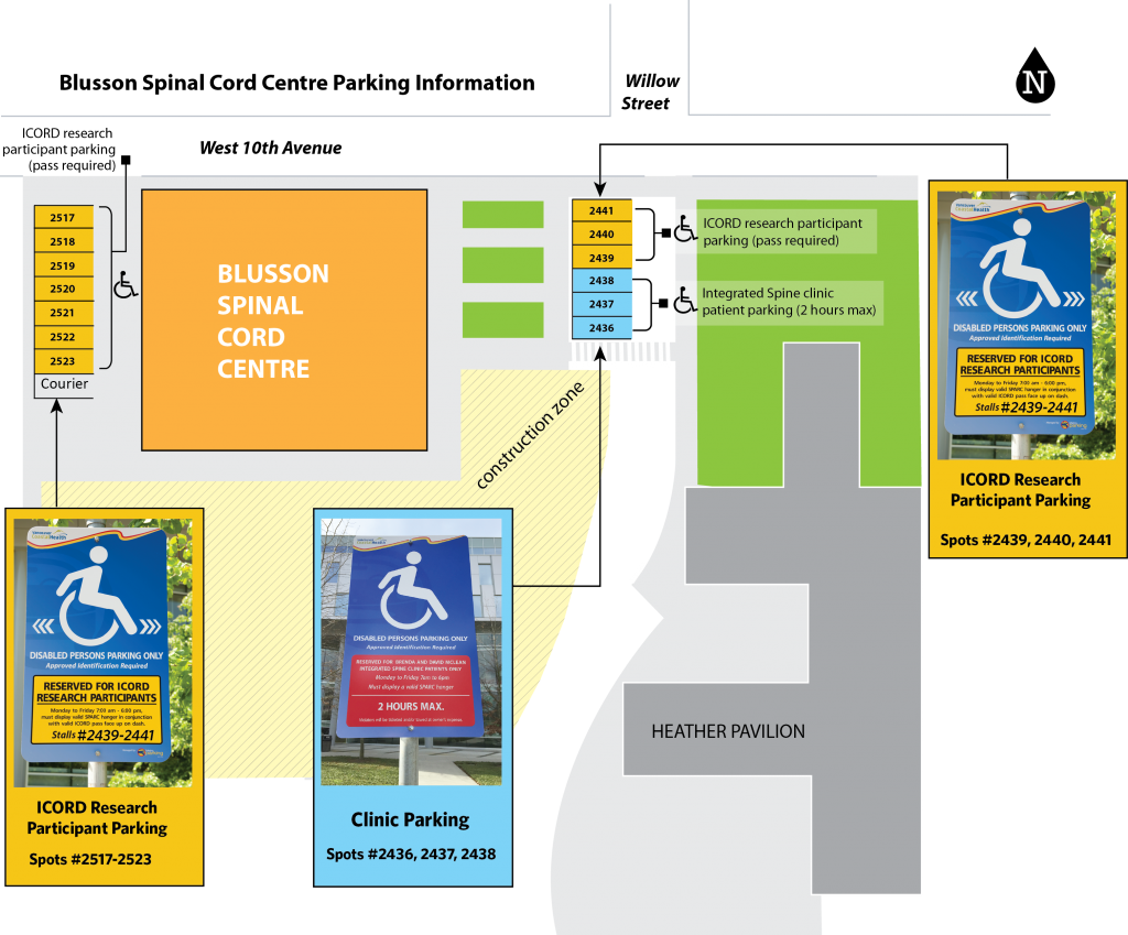 BSCC accessible parking March2015