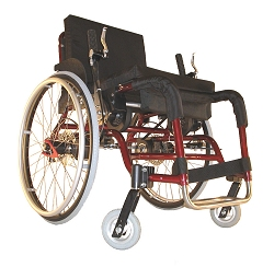 willgo wheel chair