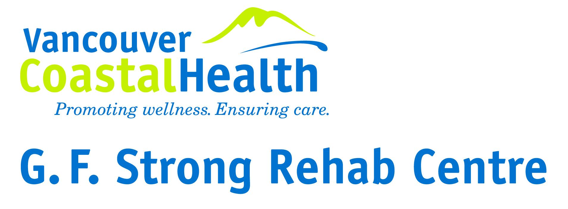 Image result for gf strong rehabilitation centre logo