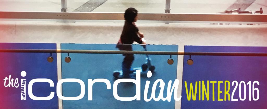 ICORDian header-W 16