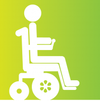 study icon powerchair