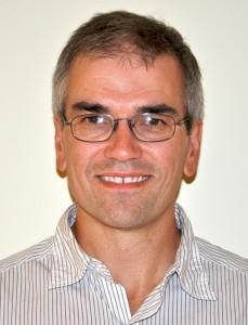 Dr. Tom Oxland - headshot