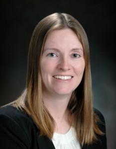 Dr. Carolyn Sparrey - headshot