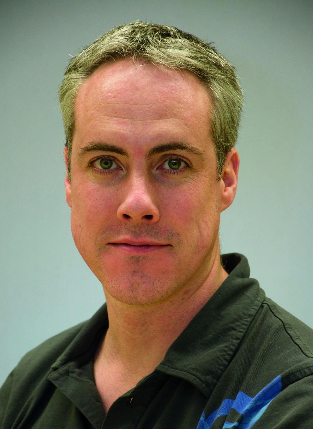 Dr. Matt Ramer - headshot