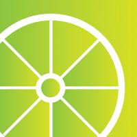 study logo - wheel