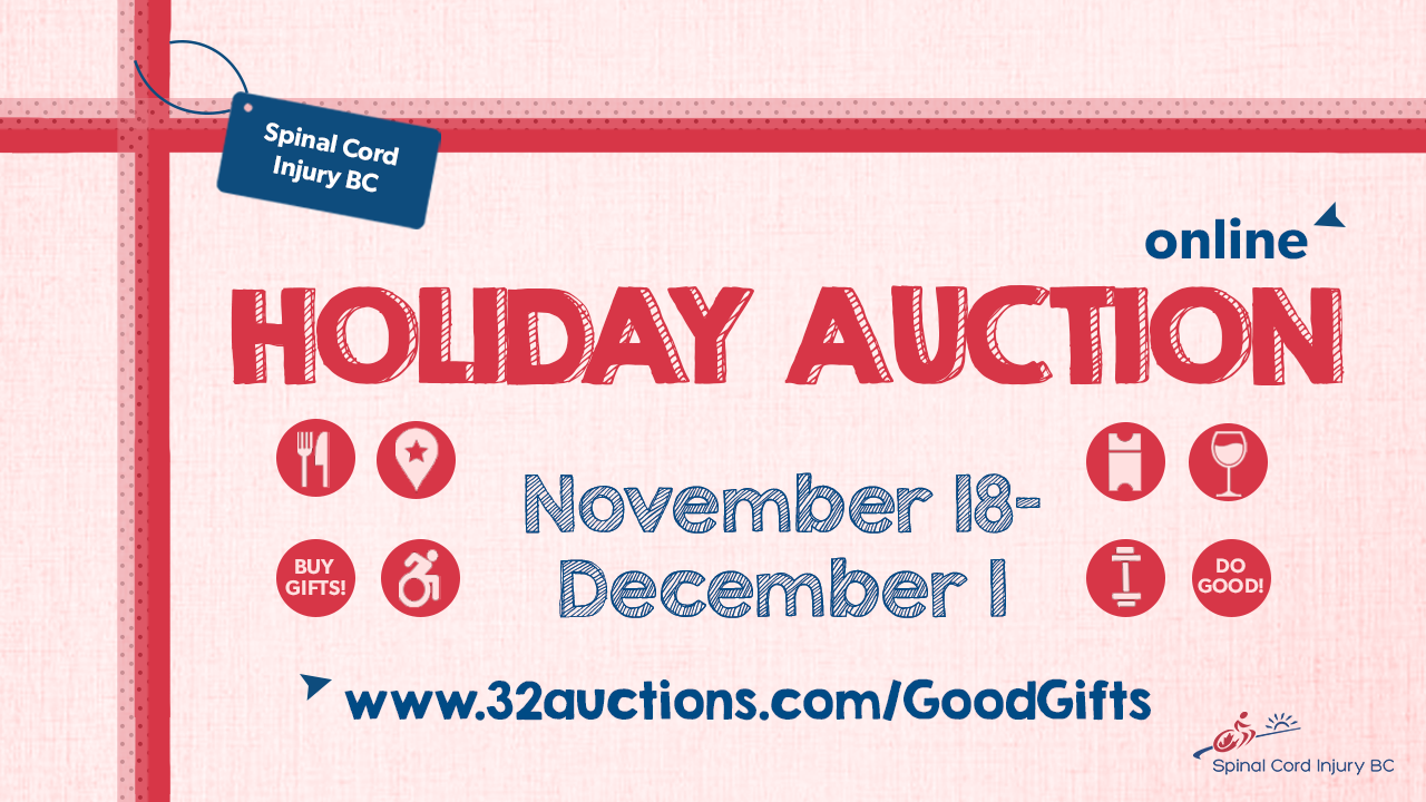 SCI BC's Holiday Auction