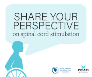 Share Your Perspective on spinal cord stimulation (poster)